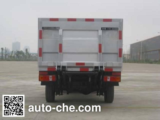 Qite JTZ5020CTYBEV electric garbage container transport truck