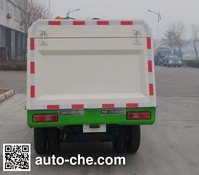 Qite JTZ5030ZZZBEV electric self-loading garbage truck
