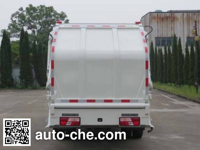 Qite JTZ5080ZYSJX5 garbage compactor truck