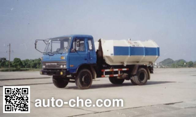 Qite JTZ5110ZXX detachable body garbage truck