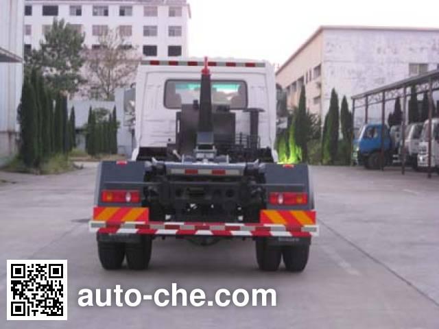 Qite JTZ5120ZXX detachable body garbage truck