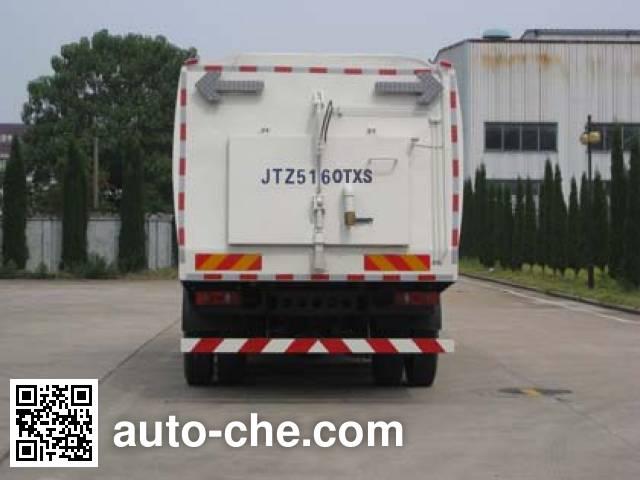 Qite JTZ5160TXS подметально-уборочная машина