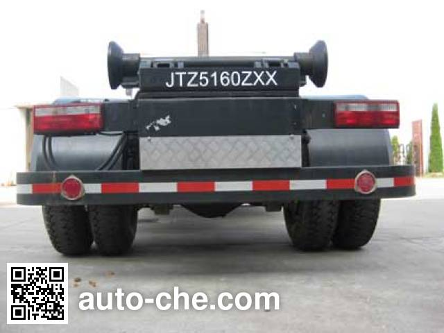 Qite JTZ5160ZXX detachable body garbage truck