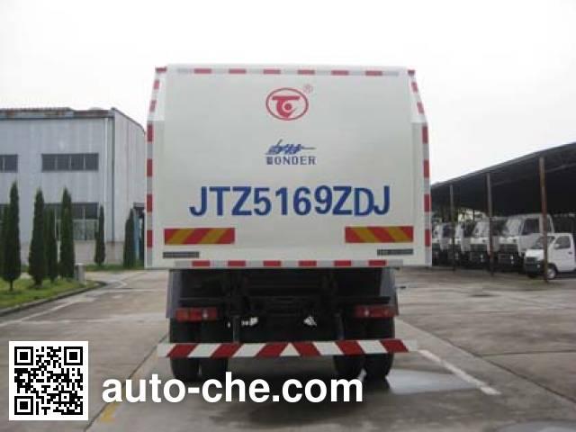 Qite JTZ5169ZDJ docking garbage compactor truck