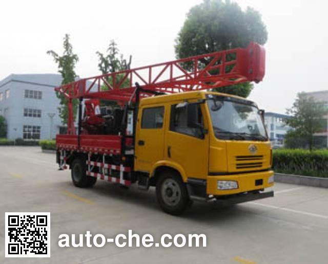 Xitan JW5116TZJ drilling rig vehicle