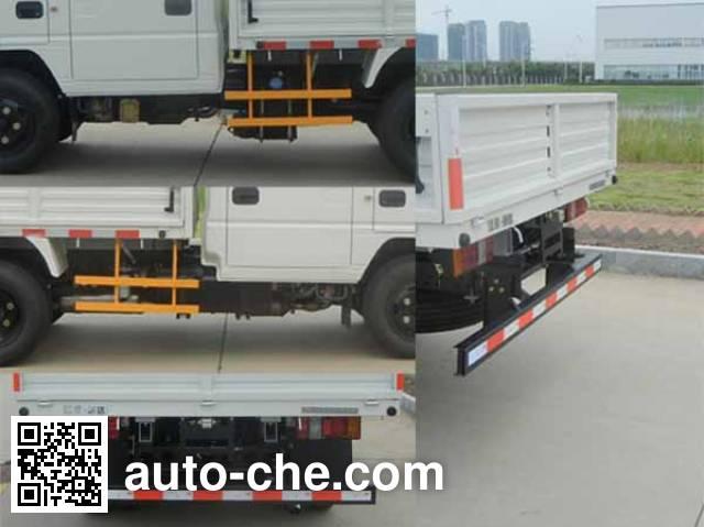 JMC JX1041TSCC25 cargo truck