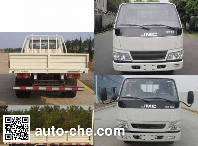 JMC JX1041TSGA24 cargo truck