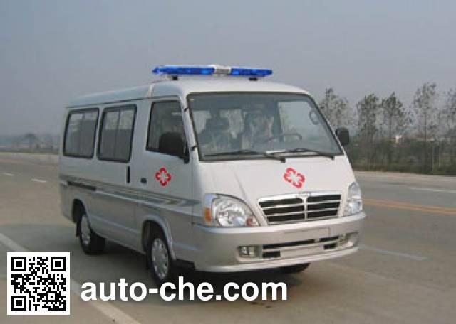 JMC JX5030XJHM ambulance