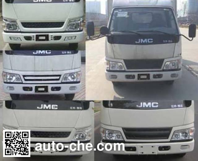 JMC JX5044XXYXGA2 box van truck
