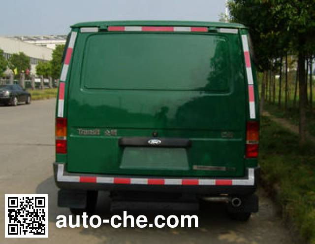 JMC Ford Transit JX5044XYZMA postal vehicle