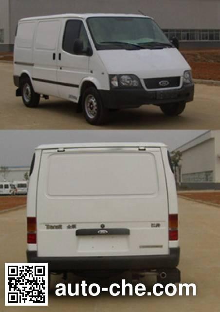 JMC Ford Transit JX5035XJCZJ1 inspection vehicle