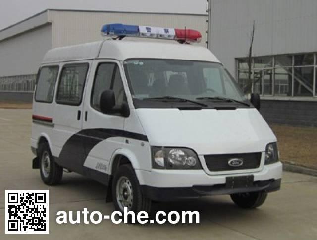 JMC Ford Transit JX5035XQCZJ1 prisoner transport vehicle