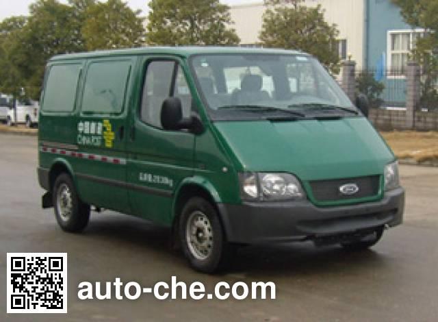 JMC Ford Transit JX5034XYZZA postal vehicle