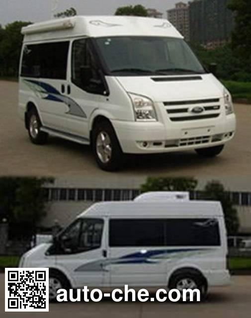 江铃全顺牌JX5039XLJMB旅居车