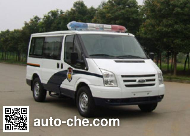 JMC Ford Transit JX5039XQCMA prisoner transport vehicle