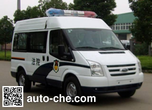 JMC Ford Transit JX5039XQCMB prisoner transport vehicle