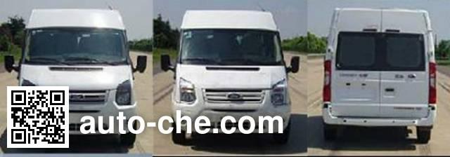JMC Ford Transit JX5039XSWMB business bus