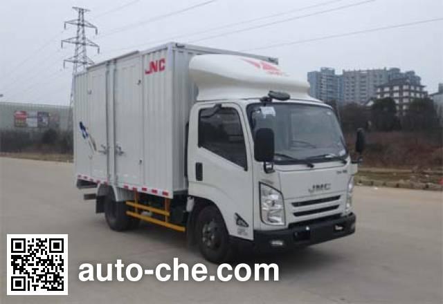 JMC JX5040XXYXCF2 box van truck