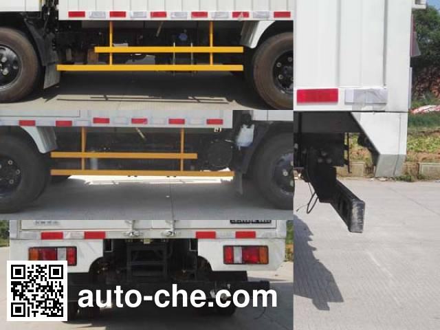JMC JX5040XXYXCM2 box van truck