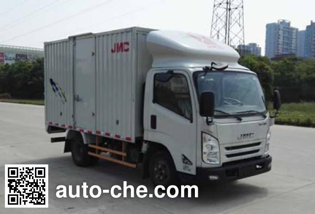 JMC JX5040XXYXCH2 box van truck