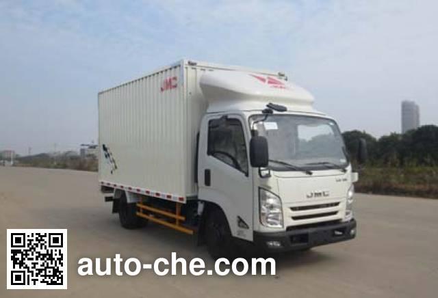 JMC JX5040XXYXGF2 box van truck