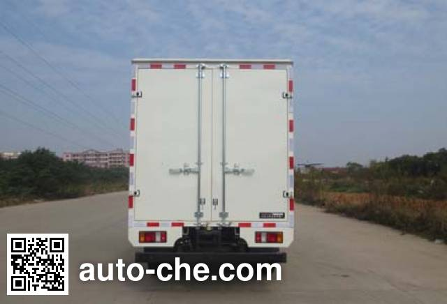 JMC JX5040XXYXGE2 box van truck