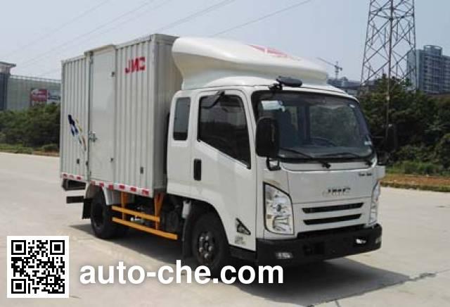 JMC JX5040XXYXPCC2 box van truck