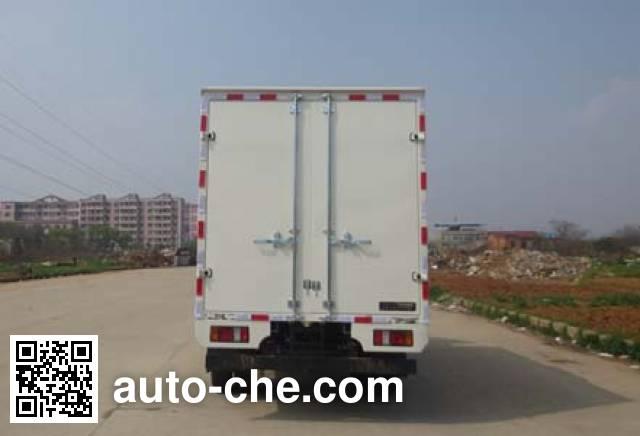 JMC JX5040XXYXSGB2 box van truck
