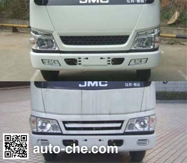 JMC JX5044CPYXG2 soft top box van truck