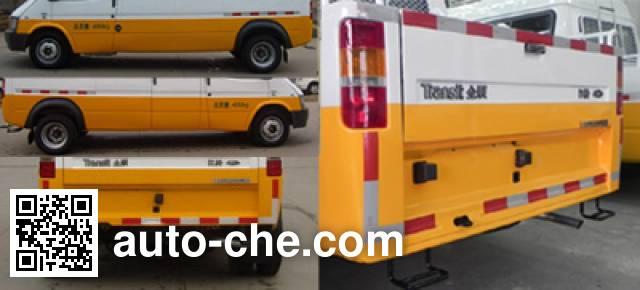 JMC Ford Transit JX5044XGCMLA24 engineering works vehicle