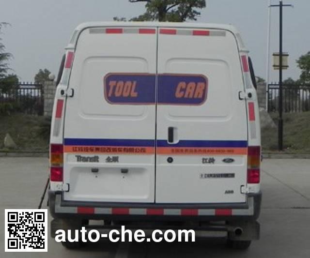 JMC Ford Transit JX5044XGJMC tool vehicle