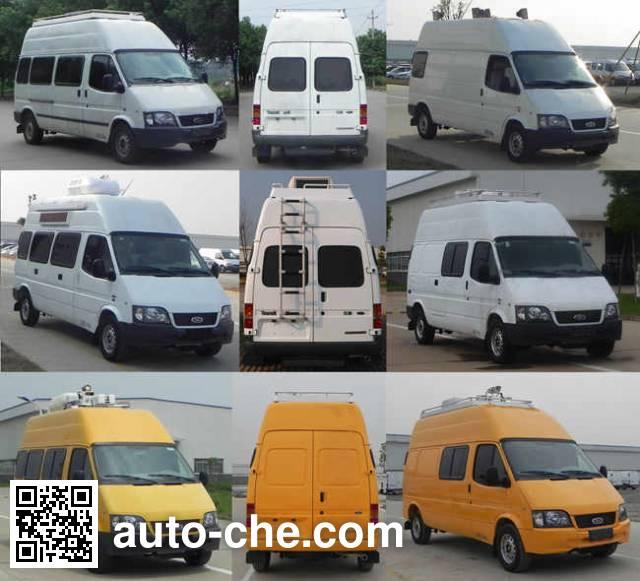 JMC Ford Transit JX5044XJCMK inspection vehicle