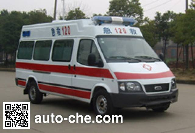 JMC Ford Transit JX5044XJHMEC ambulance