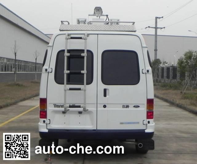 JMC Ford Transit JX5044XKCMJ investigation team car