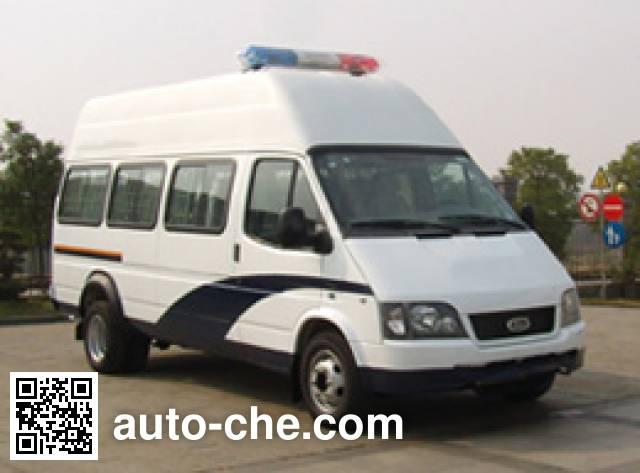 JMC Ford Transit JX5044XQCMF2 prisoner transport vehicle