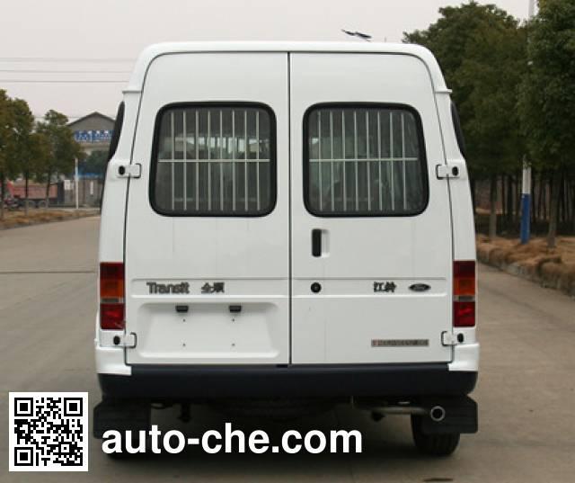 JMC Ford Transit JX5044XQCMJ prisoner transport vehicle