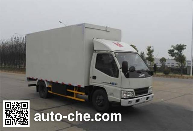 JMC JX5044XWTXG2 mobile stage van truck