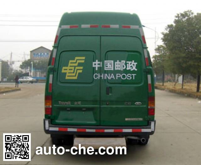 JMC Ford Transit JX5044XYZMF2 postal vehicle