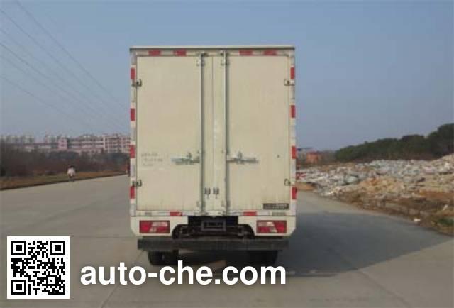JMC JX5067XXYXPGD2 box van truck