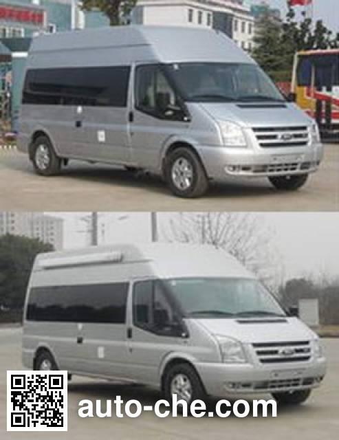 江铃全顺牌JX5048XLJMD旅居车