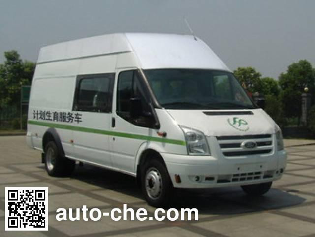 JMC Ford Transit JX5048XSYMF2 family planning vehicle