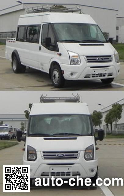 JMC Ford Transit JX5049XGCMKA2 engineering works vehicle