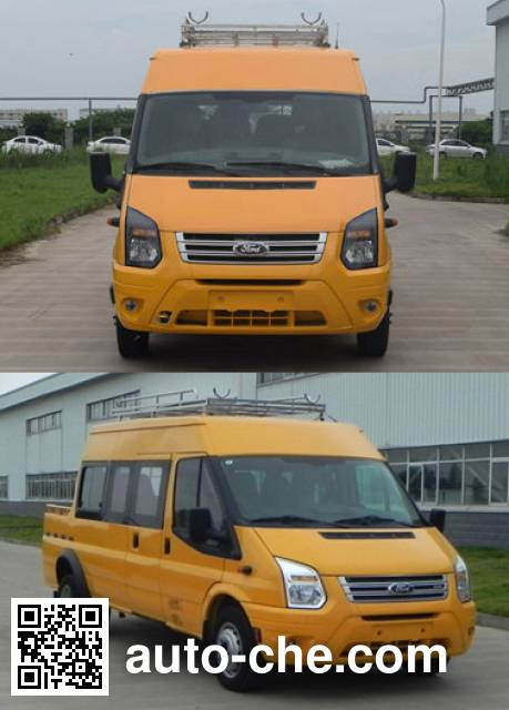 JMC Ford Transit JX5049XGCMKC2 engineering works vehicle