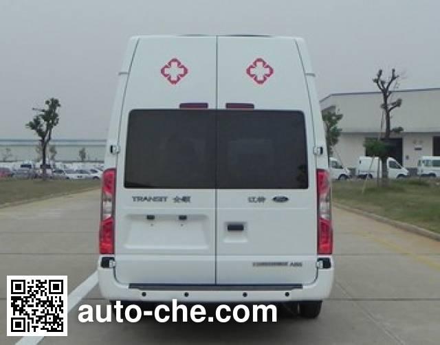 JMC Ford Transit JX5049XJHMF23 ambulance