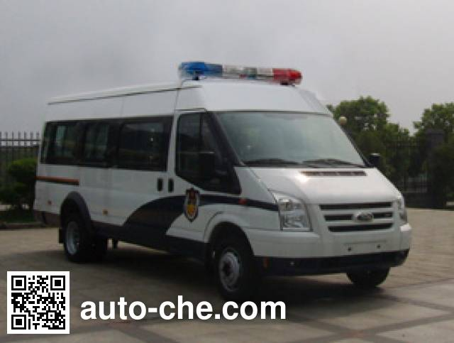 JMC Ford Transit JX5049XQCME2 prisoner transport vehicle