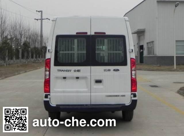 JMC Ford Transit JX5049XQCMK1 prisoner transport vehicle