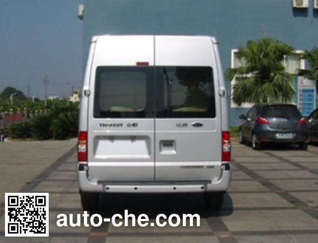 JMC Ford Transit JX5049XSWMC business bus