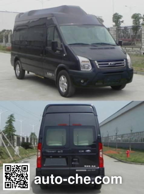 JMC Ford Transit JX5049XSWMDA business bus