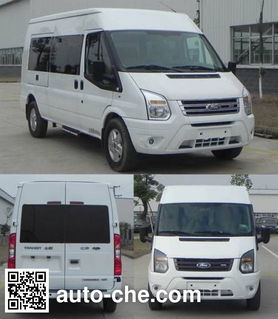 JMC Ford Transit JX5049XJCMC inspection vehicle