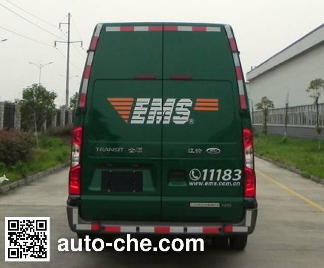 JMC Ford Transit JX5049XYZML2 postal vehicle